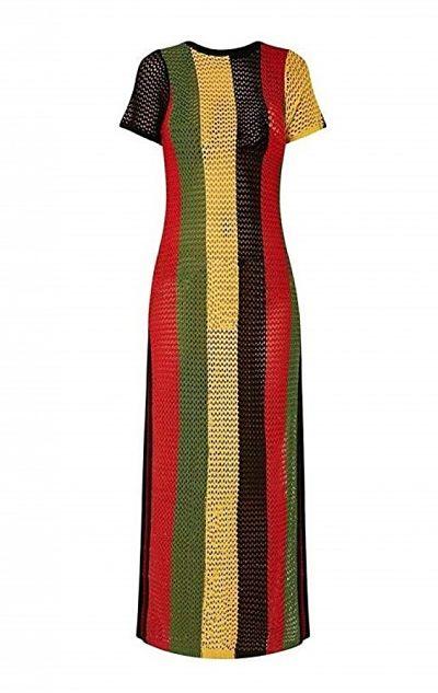 Vestidos para rastafari