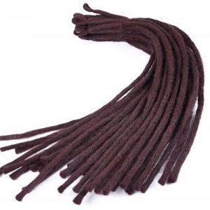 Extensiones de pelo dreadlocks de rastafaris
