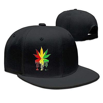 gorra de rastafaris