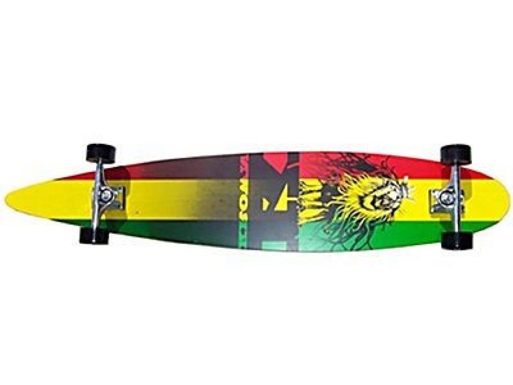 skate y surf de rastafari