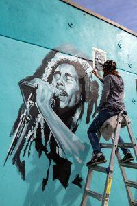Tag Bob Marley