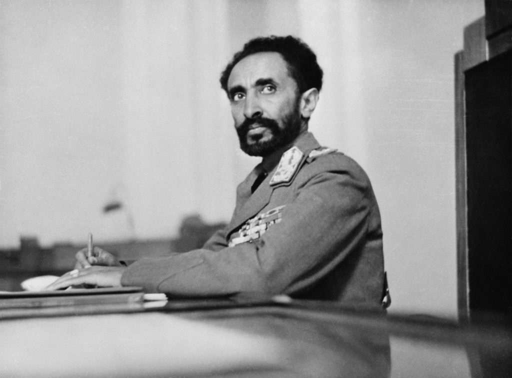 Tafari Makonnen,