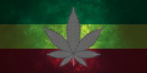 Bandera de rastafari