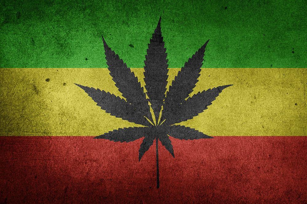 Bandera rastafari